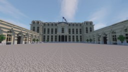 Palais de l'Élysée | Élysée Palace by Mazarin Minecraft Map & Project