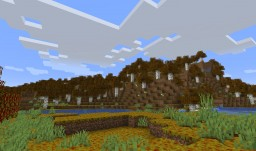 Autumn leaves Minecraft Texture Pack