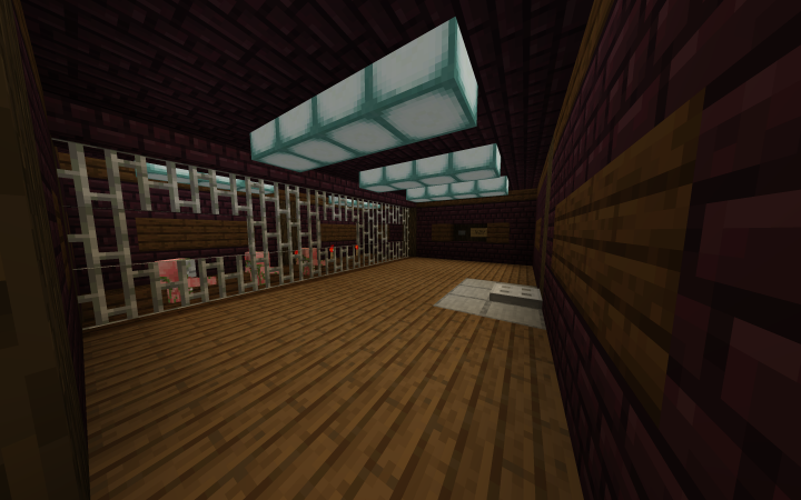 Slave room.