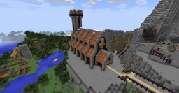 Evil Church Minecraft Map & Project