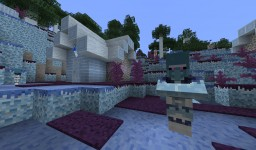 Inverted Textures and Reversed Sounds Resource Pack Minecraft Texture Pack