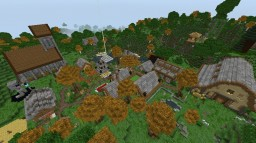 Kyoto Minecraft Map & Project