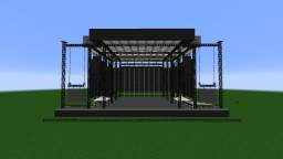 The Gorge Amphitheatre Stage Minecraft Map & Project
