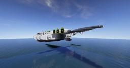 "SNCASE SE.200 Amphitrite ""F-BAIY"" 1,5:1 Minecraft Map & Project"