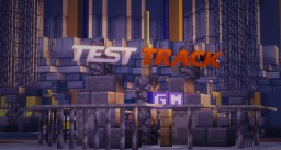 Test Track (1999 Recreation) Minecraft Map & Project
