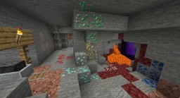 Variant Ore Designs Resource Pack for 1.14 Minecraft Texture Pack