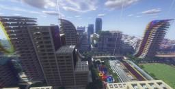 Los Dangeles Minecraft Map & Project