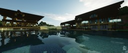 Little Stead in 4K (with ray tracing) Minecraft Map & Project