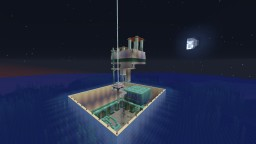 Converted Ocean Monument Base Minecraft Map & Project