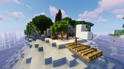 Abandoned Island [Soon to be Adventure Map] Minecraft Map & Project