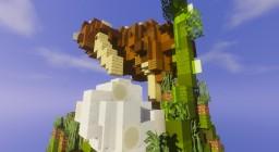 The Kiwi Bird Minecraft Map & Project