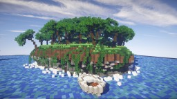 Painter's Paradise Minecraft Map & Project