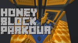 Honey Block Parkour Minecraft Map & Project