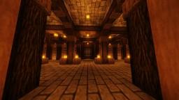 Underground Storage Minecraft Map & Project