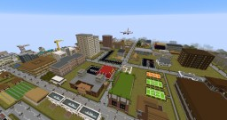 CITY Version 2.6 Minecraft Map & Project