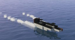 Bullet 21XRS Bass boat (1.5:1) Minecraft Map & Project