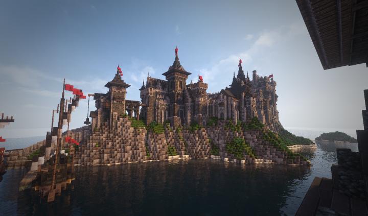 Castle Ravenspire