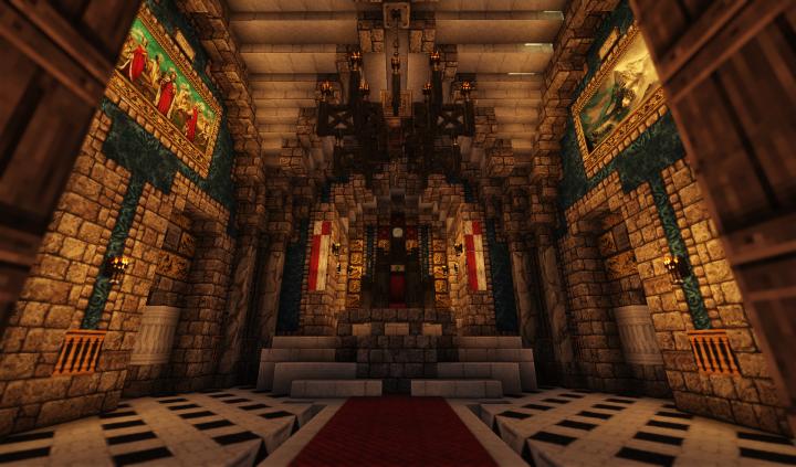 Ducal Throneroom