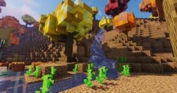 Darter Valley Pumpkin Patch & Farm Minecraft Map & Project