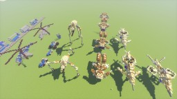 HALF LIFE 2 Units Bundle Minecraft Map & Project