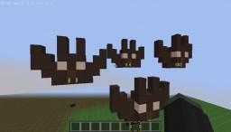 Little bats Minecraft Map & Project