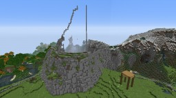 Spawn - Vanilla Effect server Minecraft Map & Project