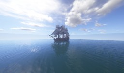 Seventy-Four Gun Ship of the Line Minecraft Map & Project