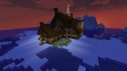 Skyrim Manor  (Hearthfire DLC) Minecraft Map & Project