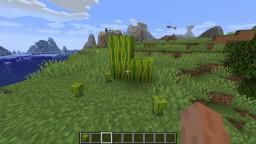 Quick Pick (right click to harvest many common blocks) Minecraft Mod