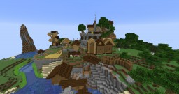 Unnamed town Minecraft Map & Project