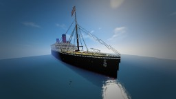 RMS New London (MOC) - download soon - Minecraft Map & Project