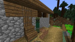 Villager creepers Minecraft Texture Pack