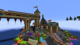 """Venia"" The City of Water! Minecraft Map & Project"