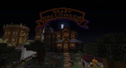 Fantasia Halloween Competition Minecraft Map & Project