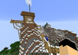 Mountain PlayGround Minecraft Map & Project