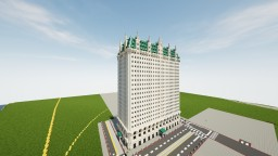 The Grand Millennium Hotel | New Limesville City | NL | UCS Minecraft Map & Project
