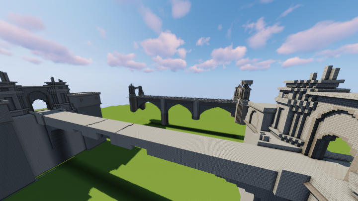 The bridges of Hyrule