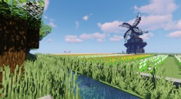 Tulip Fields - Netherlands Minecraft Map & Project