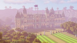 IvyWood Manor Minecraft Map & Project