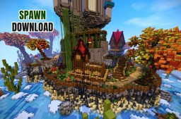 NATURE SPAWN ► [FREE DOWNLOAD] Minecraft Map & Project