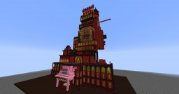 Hazbin Hotel Minecraft Map & Project