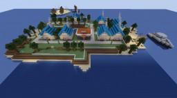 Angelure Town - Pokemon Uranium Minecraft Map & Project