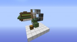 Automated Wool Farm for 1.14+ Minecraft Map & Project