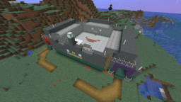 Gus's PvP Arena Minecraft Map & Project