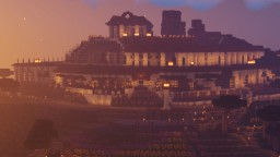 Mansion Villa (Experimental Architecture) 2:1 Scale Minecraft Map & Project