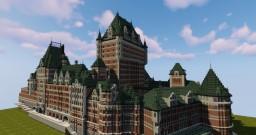 Frontenac castle | TRS Minecraft Map & Project
