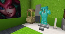 Armorstand - Swapper + Tutorial Minecraft Map & Project