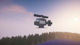 Helicopter Datapack (1.14+) Minecraft Data Pack