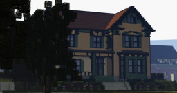 Queen Anne Victorian - CCS Creative Minecraft Map & Project