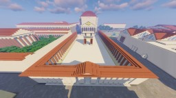 The Pantheon of Rome. Minecraft Map & Project